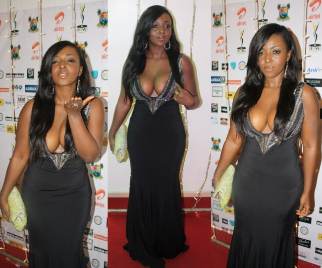 Yvonne-Okoro-AMAA-2012-dress-1024x851