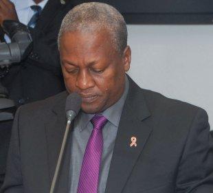 JohnMahama
